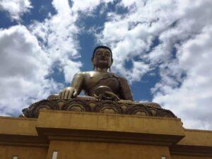Buddha Shakyamuni, meditation posture